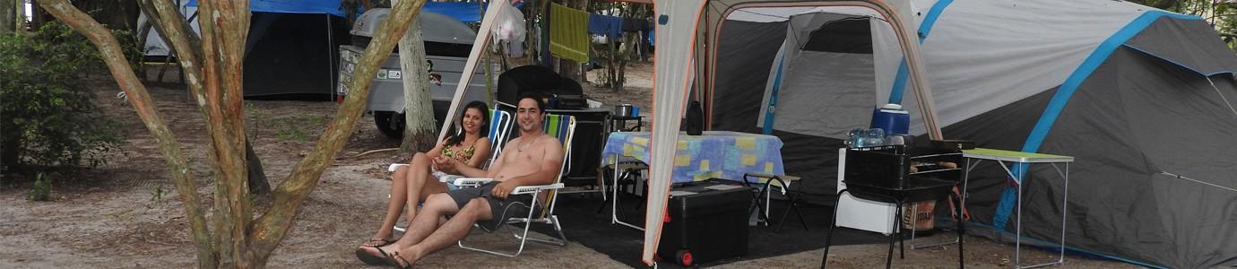Barraca da Sogra Camping